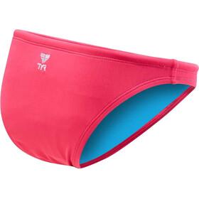 TYR Solid Mini Slip del bikini Mujer, rosa